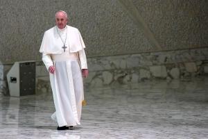 Las audiencias generales del papa Francisco volverán a ser sin fieles tras un positivo