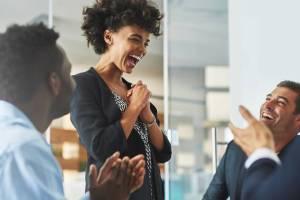 El efecto del humor en el trabajo
