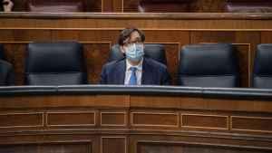 Congreso español autoriza prórroga por seis meses del estado de alarma por la pandemia