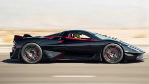 """El SSC Tuatara superó los 500 km/h y es el """"vehículo de producción más rápido"""" del mundo (Video)"""
