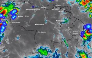 El estado del tiempo en Venezuela este jueves #29Oct, según el Inameh