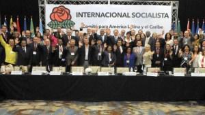 La Internacional Socialista contra Maduro: En Venezuela no hay condiciones para elecciones libres (Comunicado)