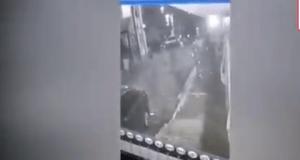Captan asesinato de un padre junto a su hija de cuatro años en un asalto en Dominicana (Video)