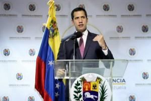 Guaidó: El régimen reconoció que no hay bloqueos ni sanciones para adquirir vacunas