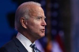 """Biden insta al Congreso de EEUU a aprobar un """"robusto"""" paquete de ayuda"""