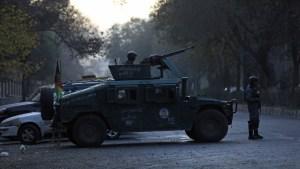 Carro de la misión diplomática de Rusia es afectado por un artefacto explosivo improvisado en la capital de Afganistán