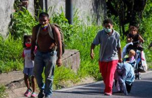 La crisis migratoria de Venezuela está por convertirse en la peor del mundo