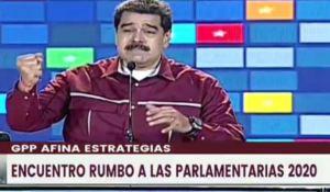 """Maduro manipula la participación a su fraude electoral: """"Si gana la oposición, me voy de la presidencia"""" (Video)"""