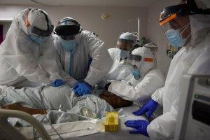 La cifra de contagios por coronavirus en EEUU se acerca a los 25 millones
