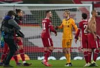 Liverpool vence a Ajax y se clasifica a octavos de Champions