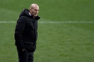 El Real Madrid comunicó que Zinedine Zidane dio positivo por coronavirus