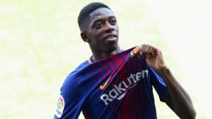 Tras sudar la gota gorda, el Barcelona pasó a octavos de Copa gracias a Dembélé