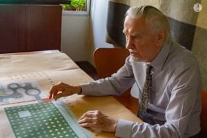 En ocasión del 60 aniversario del Parque del Este, John Stoddart fue homenajeado