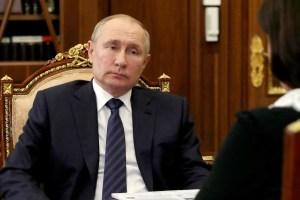 Putin exige que Rusia debe ser uno de los líderes en la industria espacial