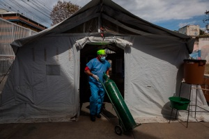 Venezuela roza los 175 mil casos ante un Covid-19 que no descansa