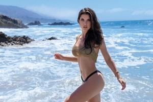 ¡AY PAPÁ! Revivieron el pasado desnudo de Amanda Cerny cuando trabajaba para Playboy