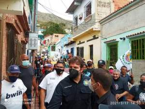 Carlos Prosperi en Puerto Cabello: AD está en la calle escuchando el sentir popular