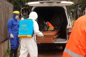 Chavismo admitió al menos 14 nuevas muertes por coronavirus