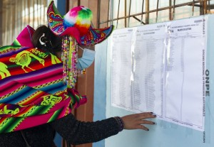 El escrutinio provisional en Bolivia reveló que el partido de Evo perdió cuatro gobernaciones