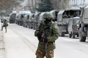 G7 pidió a Rusia cesar sus provocaciones en las fronteras de Ucrania