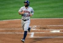 Altuve alabó potencial de Bravos, pero confía en triunfo de Astros en la Serie Mundial