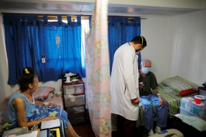 Contagiados en Lara son regresados a sus casas por colapso del sistema de salud