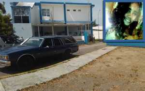 Salió a buscar señal telefónica en una plaza y la asesinaron de varias puñaladas en Aragua