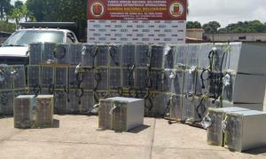 Detuvieron a un hombre por trasladar más de 70 equipos para minería digital