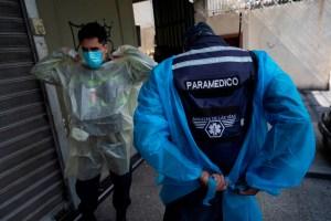 La pandemia volvió a superar con creces los mil contagios diarios en Venezuela