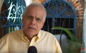Enrique Mendoza: ¡Con la vida y la muerte no se juega!