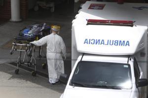 Colombia sobrepasó las 120 mil muertes por Covid-19