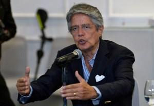 Partido de Lasso fracasó en su intento de ganar presidencia del Congreso de Ecuador