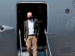 Enviado de EEUU llegó a Israel para mediar en el conflicto con Palestina