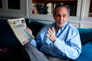 Miguel Henrique Otero: Embargo a El Nacional es un atropello que denunciaremos ante el mundo