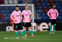 """Barcelona prepara una """"mega renovación"""" con Messi a la cabeza"""