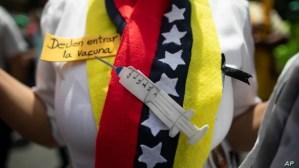 Mercado negro de vacunas, el nuevo mal que retrasa la inmunización de los venezolanos contra el coronavirus