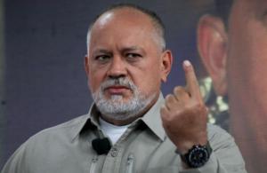 Lo que dijo Diosdado Cabello sobre el allanamiento a El Nacional