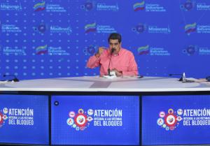 Maduro reveló los puntos que desea debatir con Guaidó y los factores democráticos
