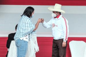 Fujimori confirma crecimiento y acorta distancia con Castillo de cara al balotaje en Perú
