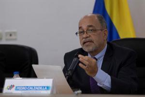 CNE írrito invitó a delegación rusa a ver en primera fila el próximo show electoral