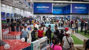 Multimax Venezuela llegó a Lechería con más de 70 marcas en exhibición