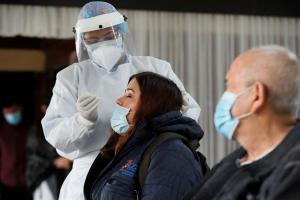 En descenso: Contagios en Colombia se sitúan como a comienzos de la pandemia