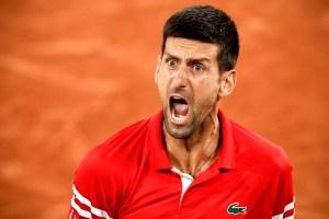 """Tras los abandonos de Simone Biles, Novak Djokovic aseguró: """"La presión es un privilegio"""""""
