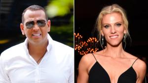 ¿Venganza contra JLo? Alex Rodríguez fue captado con una ex de Ben Affleck