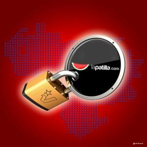 Venezuela inicia el mes del periodista con feroz bloqueo a la página LaPatilla.com