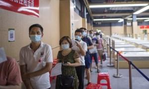 China se convierte en el primer país en aplicar mil millones de dosis de vacunas contra el Covid-19