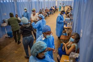 Médicos Unidos de Venezuela: Al menos 900 mil personas requieren segunda dosis de Sputnik V