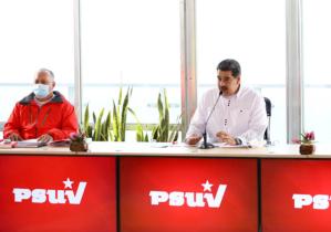 """""""Cero secretismo"""": Maduro planteó hacer públicas las reuniones con factores democráticos"""