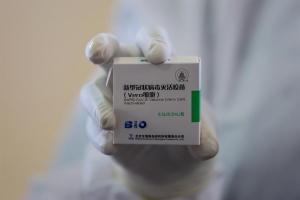 La vacuna Sinopharm es efectiva contra la variante Delta del coronavirus, según estudio