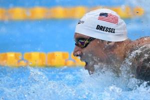 El nuevo fenómeno de la natación, Caeleb Dressel, igualó el récord olímpico de los 100 mariposa